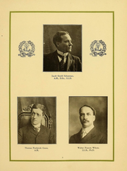 Page 15, 1903 Edition, Cornell University - Cornellian Yearbook (Ithaca, NY) online yearbook collection