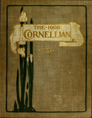 Page 1, 1908 Edition, Cornell University - Cornellian Yearbook (Ithaca, NY) online yearbook collection