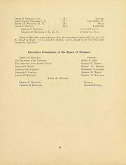 Page 17, 1908 Edition, Cornell University - Cornellian Yearbook (Ithaca, NY) online yearbook collection