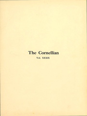 Page 4, 1908 Edition, Cornell University - Cornellian Yearbook (Ithaca, NY) online yearbook collection
