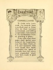 Page 8, 1908 Edition, Cornell University - Cornellian Yearbook (Ithaca, NY) online yearbook collection