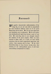 Page 10, 1915 Edition, Cornell University - Cornellian Yearbook (Ithaca, NY) online yearbook collection