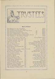 Page 15, 1915 Edition, Cornell University - Cornellian Yearbook (Ithaca, NY) online yearbook collection