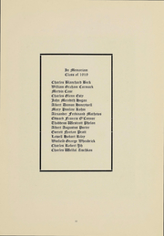 Page 10, 1919 Edition, Cornell University - Cornellian Yearbook (Ithaca, NY) online yearbook collection