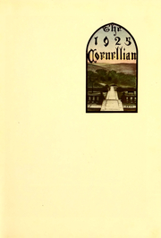 Page 4, 1925 Edition, Cornell University - Cornellian Yearbook (Ithaca, NY) online yearbook collection
