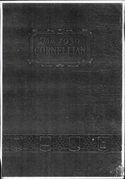 Cornell University - Cornellian Yearbook (Ithaca, NY) online yearbook collection, 1930 Edition, Page 1