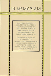 Page 11, 1931 Edition, Cornell University - Cornellian Yearbook (Ithaca, NY) online yearbook collection