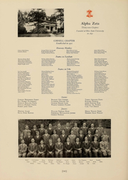 Page 233, 1932 Edition, Cornell University - Cornellian Yearbook (Ithaca, NY) online yearbook collection
