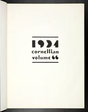 Page 7, 1934 Edition, Cornell University - Cornellian Yearbook (Ithaca, NY) online yearbook collection