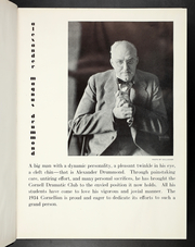 Page 9, 1934 Edition, Cornell University - Cornellian Yearbook (Ithaca, NY) online yearbook collection