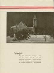 Page 6, 1936 Edition, Cornell University - Cornellian Yearbook (Ithaca, NY) online yearbook collection