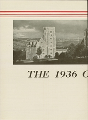 Page 8, 1936 Edition, Cornell University - Cornellian Yearbook (Ithaca, NY) online yearbook collection
