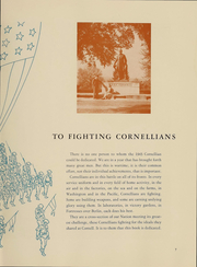 Page 5, 1943 Edition, Cornell University - Cornellian Yearbook (Ithaca, NY) online yearbook collection