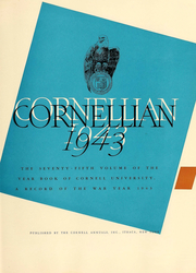 Page 6, 1943 Edition, Cornell University - Cornellian Yearbook (Ithaca, NY) online yearbook collection