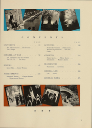 Page 8, 1943 Edition, Cornell University - Cornellian Yearbook (Ithaca, NY) online yearbook collection