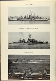 Page 14, 1968 Edition, DeHaven (DD 727) - Naval Cruise Book online yearbook collection