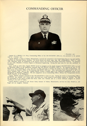 Page 7, 1968 Edition, DeHaven (DD 727) - Naval Cruise Book online yearbook collection