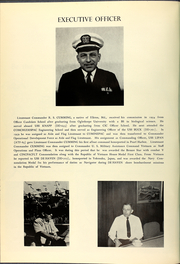 Page 8, 1968 Edition, DeHaven (DD 727) - Naval Cruise Book online yearbook collection