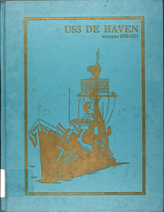 1971 Edition, DeHaven (DD 727) - Naval Cruise Book