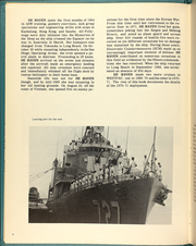 Page 10, 1971 Edition, DeHaven (DD 727) - Naval Cruise Book online yearbook collection