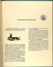 Page 7, 1971 Edition, DeHaven (DD 727) - Naval Cruise Book online yearbook collection