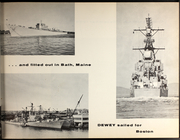 Page 11, 1961 Edition, Dewey (DLG 14) - Naval Cruise Book online yearbook collection