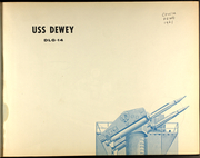 Page 5, 1961 Edition, Dewey (DLG 14) - Naval Cruise Book online yearbook collection