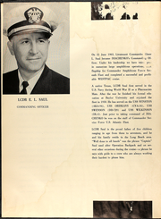 Page 6, 1964 Edition, Diachenko (APD 123) - Naval Cruise Book online yearbook collection