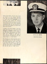 Page 7, 1964 Edition, Diachenko (APD 123) - Naval Cruise Book online yearbook collection