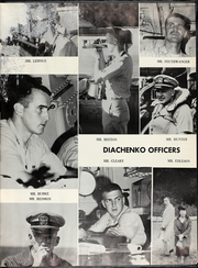 Page 9, 1964 Edition, Diachenko (APD 123) - Naval Cruise Book online yearbook collection