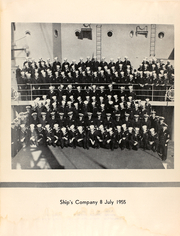 Page 7, 1955 Edition, Diphda (AKA 59) - Naval Cruise Book online yearbook collection