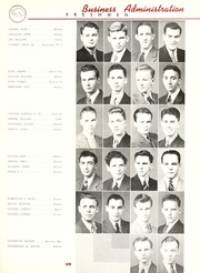 Page 39, 1940 Edition, Emory University - Campus Yearbook (Atlanta, GA) online yearbook collection