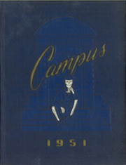 Page 1, 1951 Edition, Emory University - Campus Yearbook (Atlanta, GA) online yearbook collection