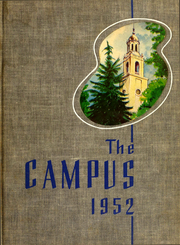 1952 Edition, Emory University - Campus Yearbook (Atlanta, GA)