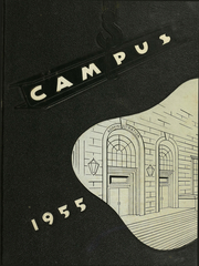 1955 Edition, Emory University - Campus Yearbook (Atlanta, GA)