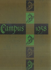 Page 1, 1958 Edition, Emory University - Campus Yearbook (Atlanta, GA) online yearbook collection