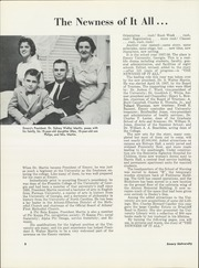 Page 12, 1958 Edition, Emory University - Campus Yearbook (Atlanta, GA) online yearbook collection