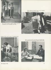 Page 13, 1958 Edition, Emory University - Campus Yearbook (Atlanta, GA) online yearbook collection
