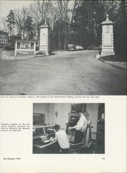 Page 17, 1958 Edition, Emory University - Campus Yearbook (Atlanta, GA) online yearbook collection