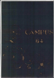 1964 Edition, Emory University - Campus Yearbook (Atlanta, GA)