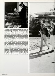 Page 268, 1982 Edition, Emory University - Campus Yearbook (Atlanta, GA) online yearbook collection