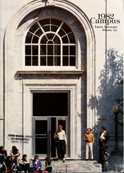Page 5, 1982 Edition, Emory University - Campus Yearbook (Atlanta, GA) online yearbook collection