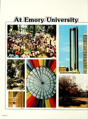 Page 6, 1983 Edition, Emory University - Campus Yearbook (Atlanta, GA) online yearbook collection