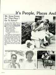 Page 8, 1983 Edition, Emory University - Campus Yearbook (Atlanta, GA) online yearbook collection