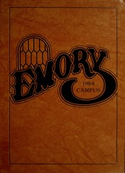 Emory University - Campus Yearbook (Atlanta, GA) online yearbook collection, 1984 Edition, Page 1