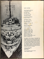Page 7, 1961 Edition, Eastwind (WAGB 279) - Naval Cruise Book online yearbook collection