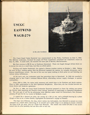 Page 8, 1961 Edition, Eastwind (WAGB 279) - Naval Cruise Book online yearbook collection