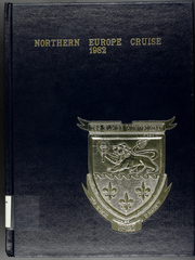 Page 1, 1982 Edition, Elmer Montgomery (FF 1082) - Naval Cruise Book online yearbook collection
