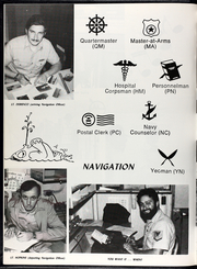 Page 10, 1982 Edition, Elmer Montgomery (FF 1082) - Naval Cruise Book online yearbook collection