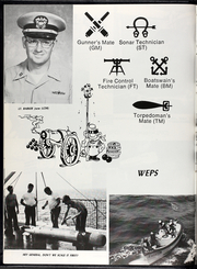 Page 12, 1982 Edition, Elmer Montgomery (FF 1082) - Naval Cruise Book online yearbook collection
